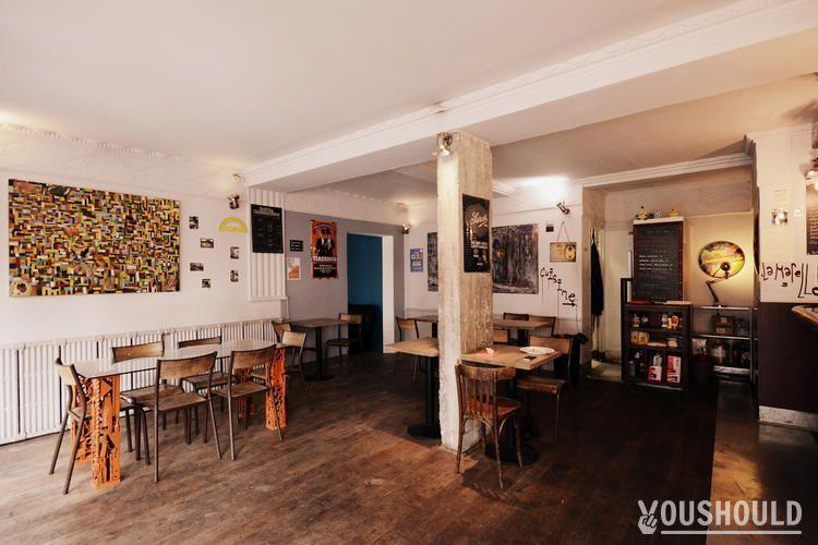 La Marelle - Les meilleures offres de réservation ou de privatisation de bars à Paris