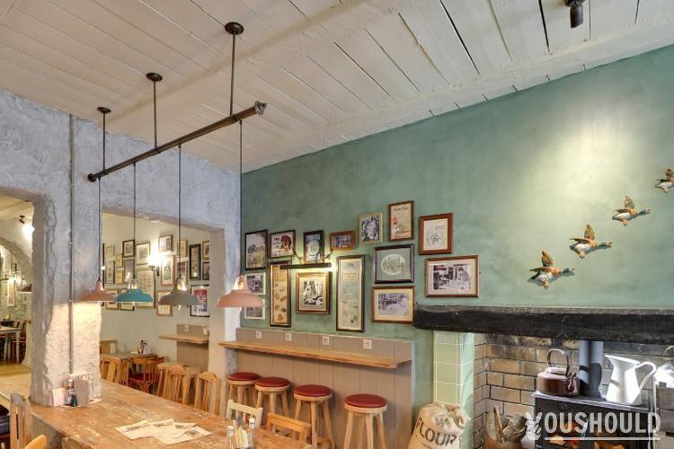 English Country Kitchen - Top 10 des bars à réserver ou privatiser pour un événement avec ses collègues