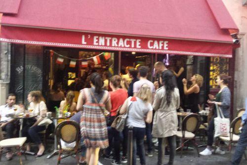L'Entracte Café