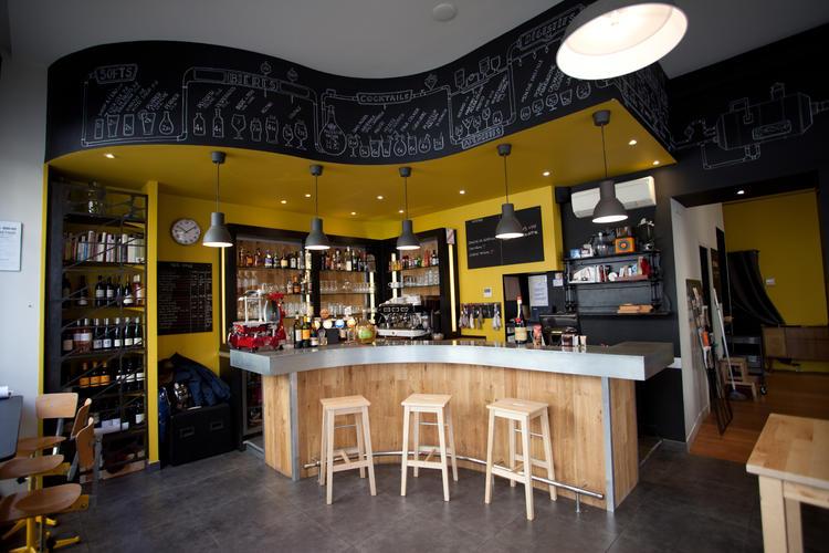 Le Goubock - Top des bars Nantais pour faire la fête