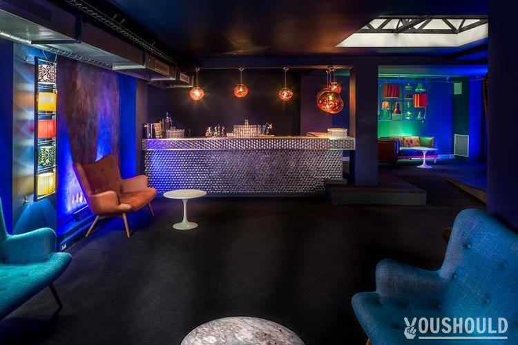 La demesure - Réserver ou privatiser un bar à Montmartre