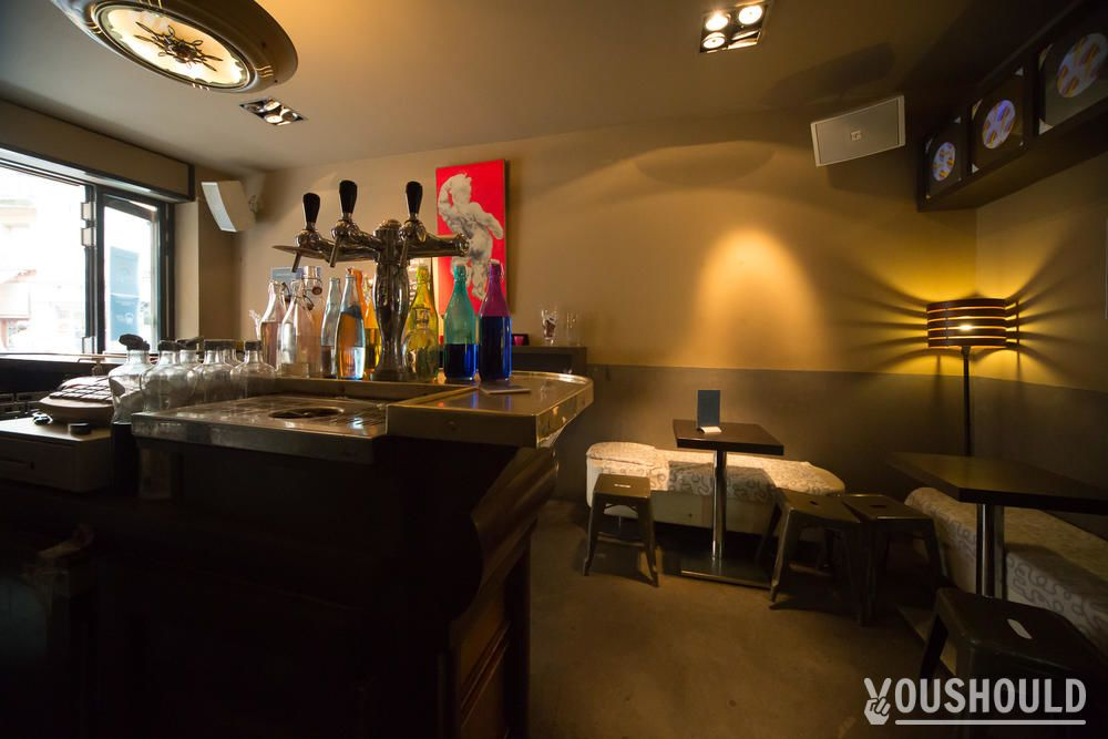 Photo du bar à réserver ou privatiser Le Quinquina Bar