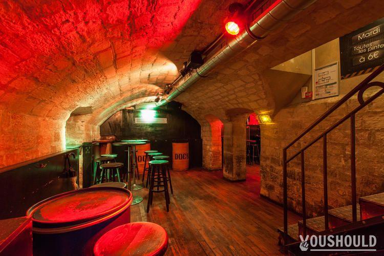 Dock - TOP 10 des bars avec la clim à Paris !
